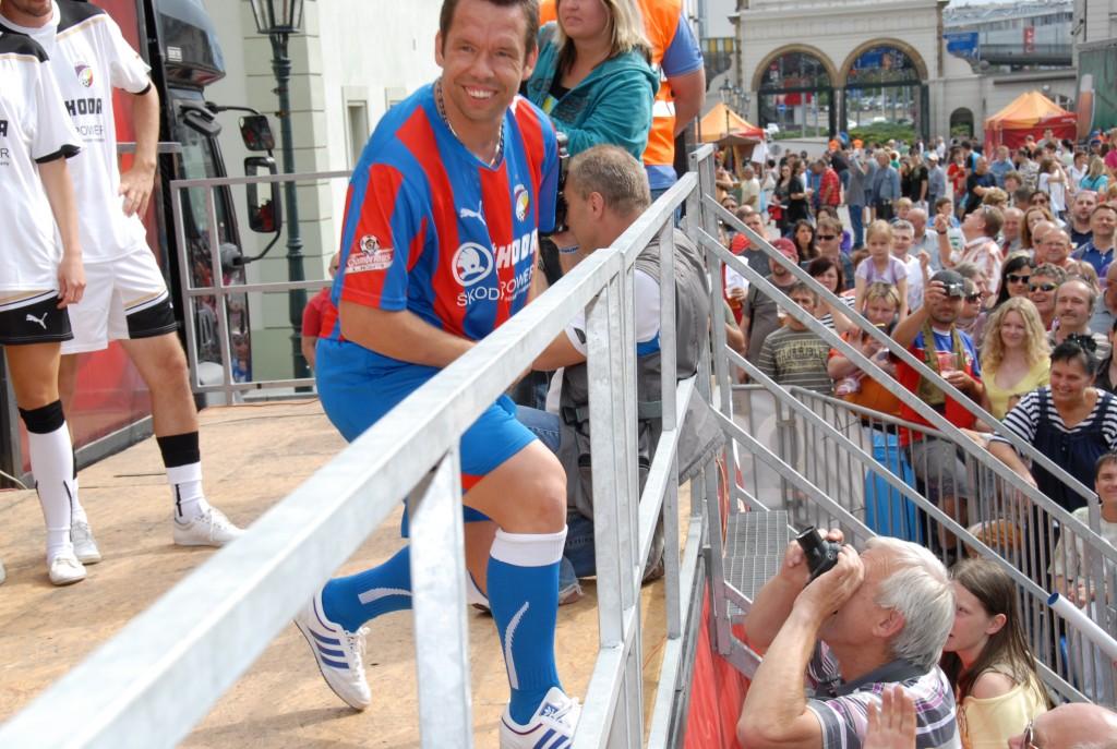 100 let FC Viktoria Plzeň